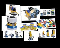 Accessories for grinding and polishing machines