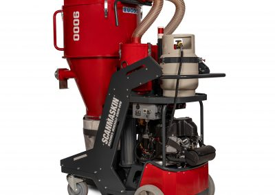 Scanmaskin World Series propane Industrial Vacuum