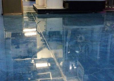 Concria Fast Concrete Polishing System