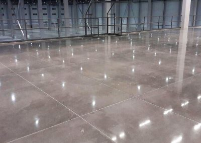 Concria Polish Hard XL polished concrete floor