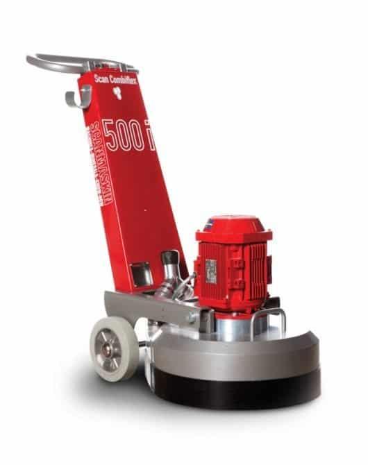 Scancombiflex 500i concrete floor grinder