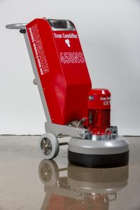 ScanCombiflex 450NS concrete grinder with variable speed