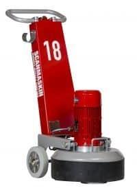 Scancombiflex 18 floor grinder